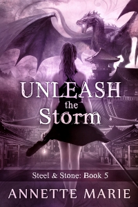 Marie - UNLEASH THE STORM (Steel & Stone #5) - GR2